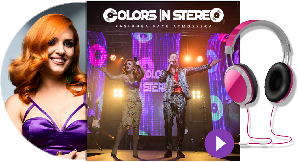 Stela Chermeleu - ColorsInStereo