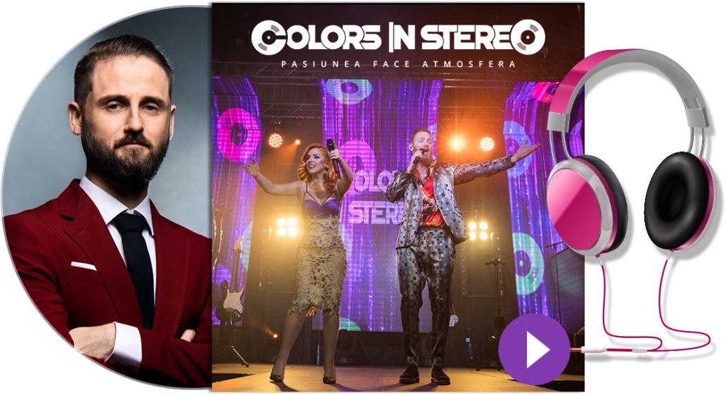 Vlad Goleanu - ColorsInStereo